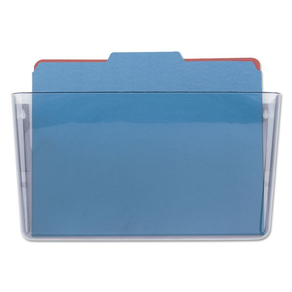 Universal Add-On Wall File Pocket