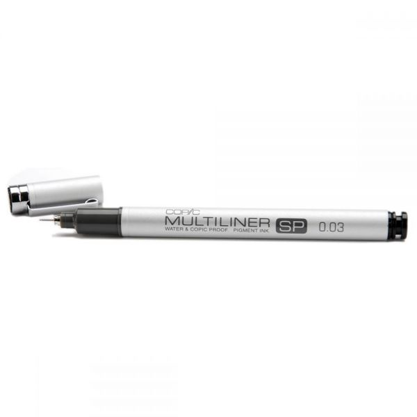 Copic Multiliner SP Black Ink Pen