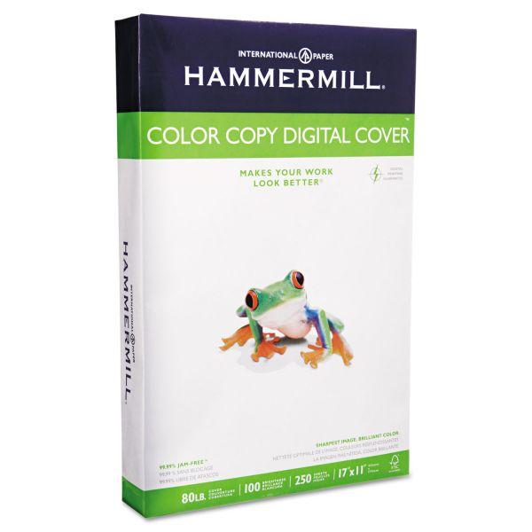 Hammermill Color Copy Digital White Cover Stock