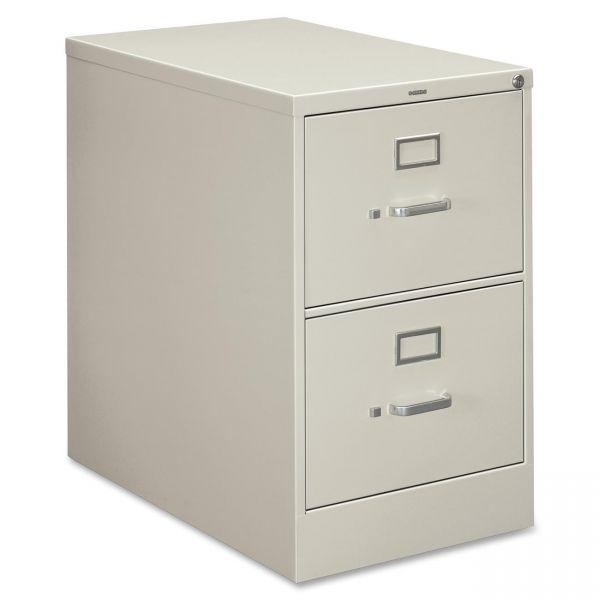 HON 210 Series 2-Drawer Vertical File Cabinet