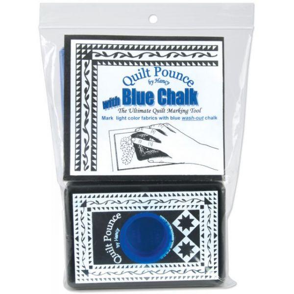 Quilt Pounce Pad W/Chalk Powder