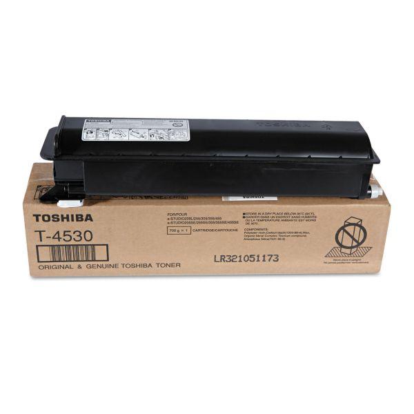 Toshiba T-4530 Black Toner Cartridge