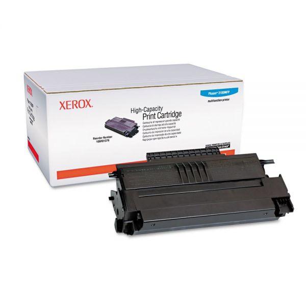 Xerox 106R01379 Laser Cartridge, High-Yield, 4000 Page-Yield, Black