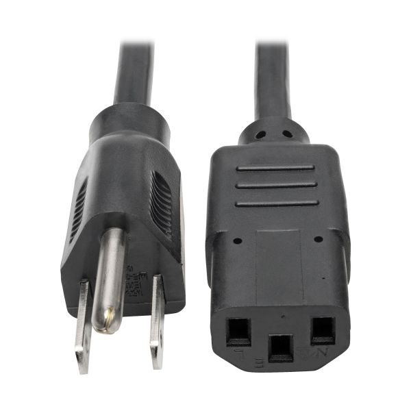 Tripp Lite 2' Power Extension Cord