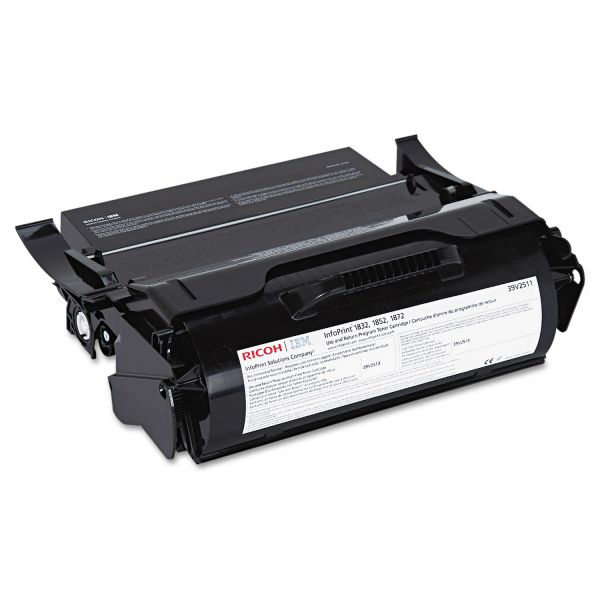 InfoPrint Solutions 39V2511 Black Toner Cartridge