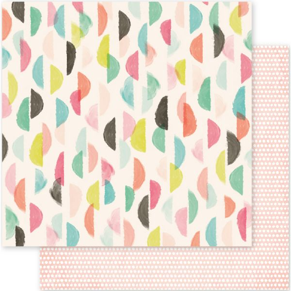 "Fancy Free Double-Sided Cardstock 12""X12"""