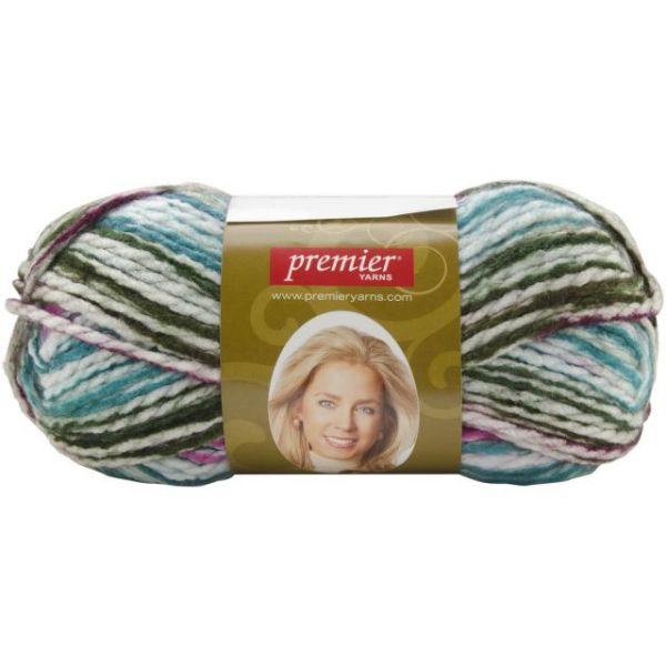 Deborah Norville Collection Serenity Chunky Yarn - Cattails