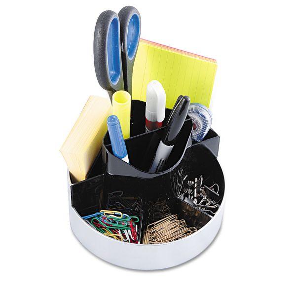 Kantek Rotating Desktop Pen Organizer
