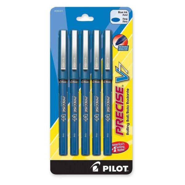 Pilot Precise V7 Rollerball Pens