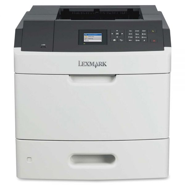 Lexmark MS810DN Desktop Monochrome Laser Printer
