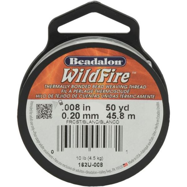 Beadalon Wildfire Bead Weaving Thread