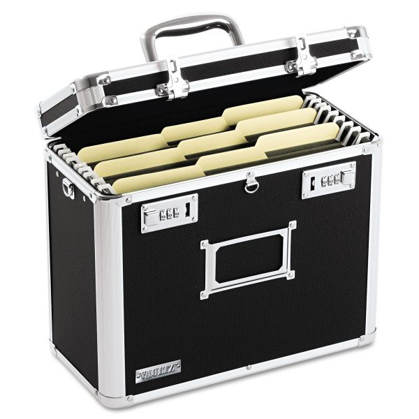 Vaultz Locking Legal File Tote