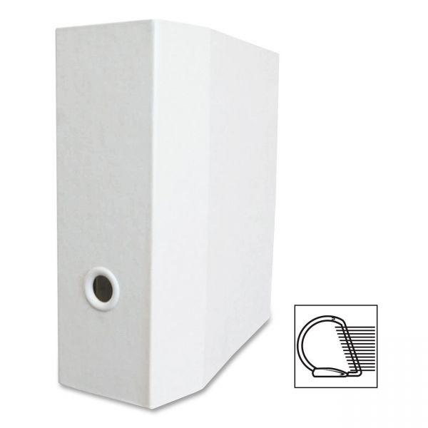 """Aurora Elements 4"""" 3-Ring Ultra Storage Binder"""