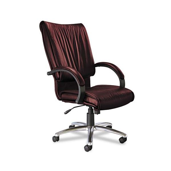 Tiffany Industries President Leather Office Chair