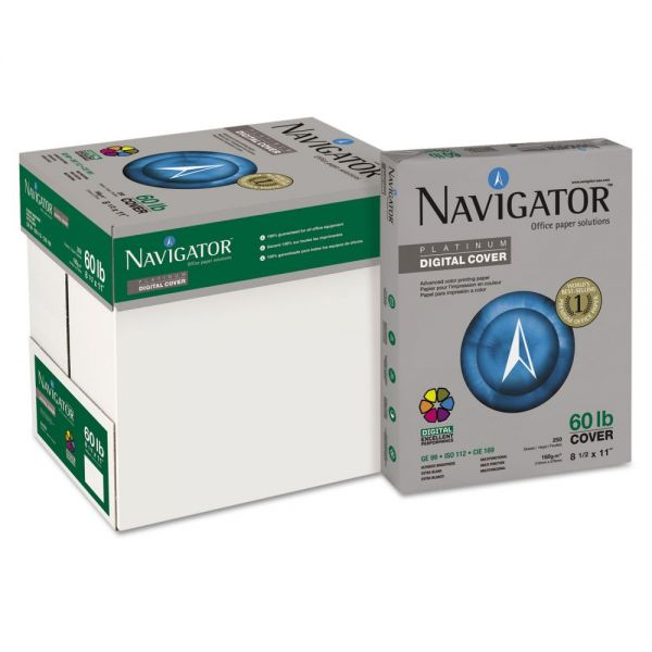Navigator Platinum Digital Cover White Copy Paper
