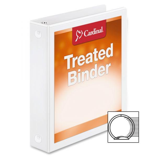 """Cardinal ClearVue 1 1/2"""" 3-Ring View Binder"""