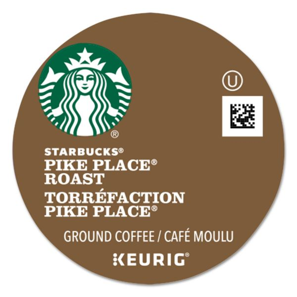 Starbucks Pike Place Coffee K-Cups