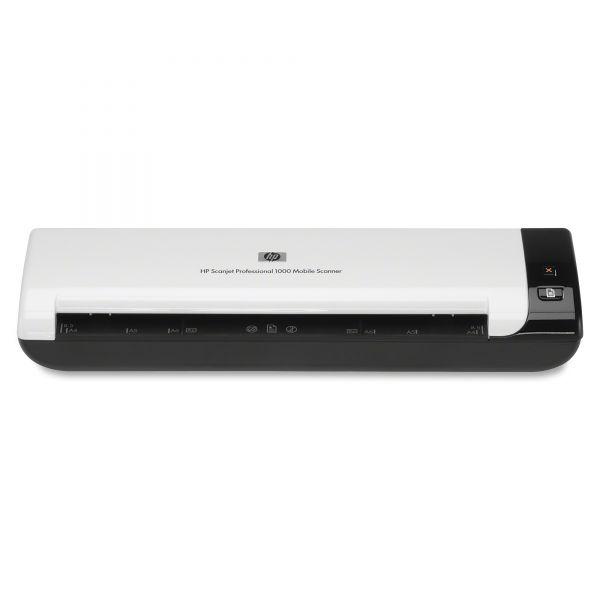 HP Scanjet Professional 1000 Mobile Scanner, 600 x 600 dpi