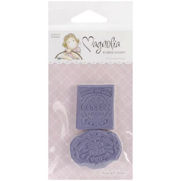 "Sea Breeze Cling Stamp 3.75""X6.5"" Package"