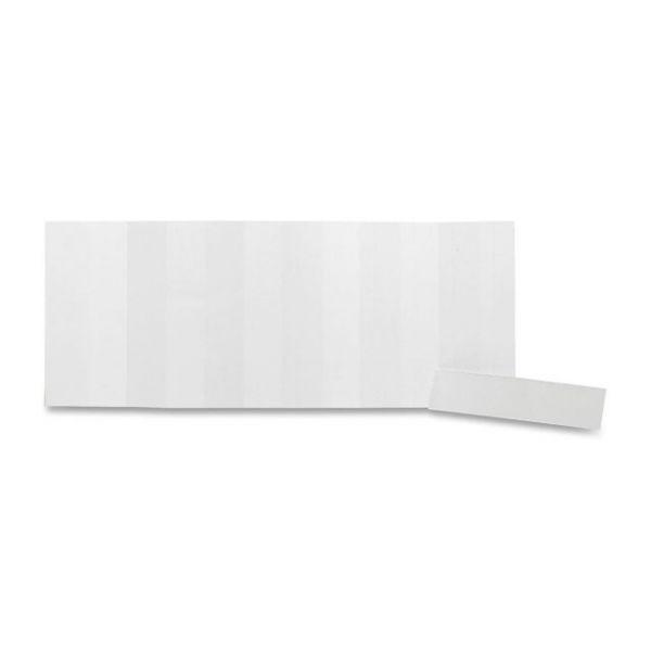 Kleer-Fax Side Tab Index Divider Blank Insert
