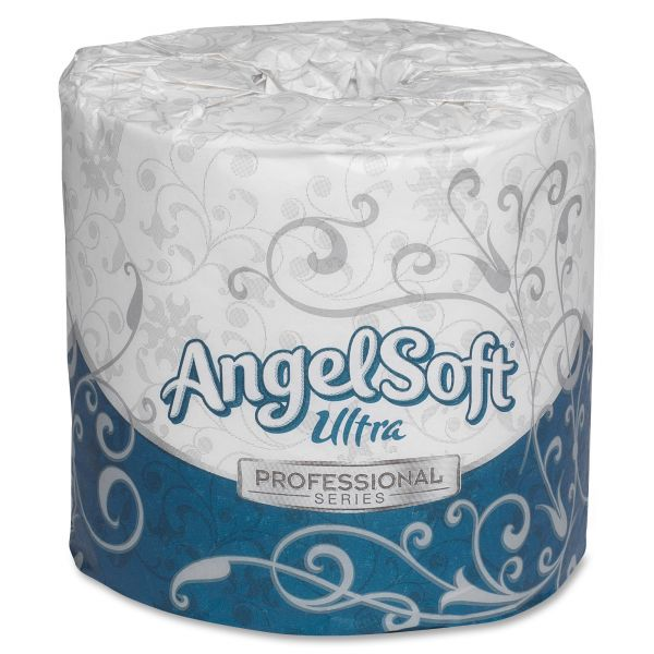 Angel Soft Ultra Premium Embossed 2 Ply Toilet Paper
