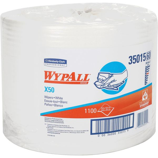 WYPALL X50 Wipers
