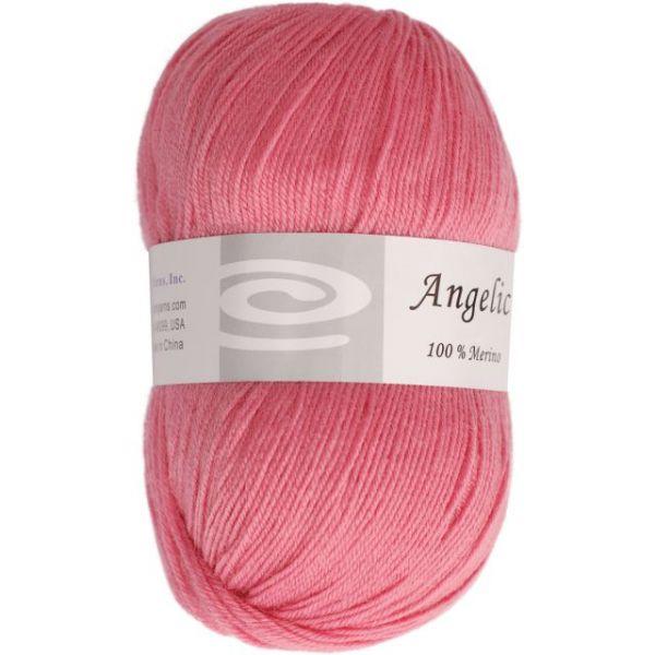 Elegant Angelic Yarn - Rose Pink