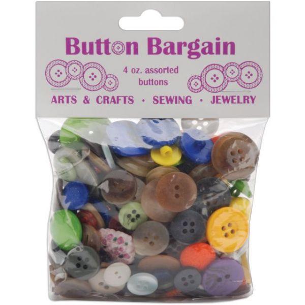 Button Bargain 4oz