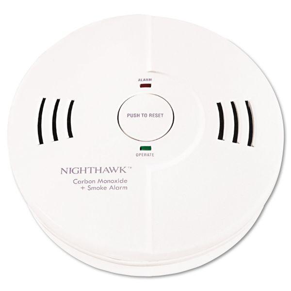 Kidde Nighthawk Combo Smoke/Carbon Monoxide Alarm