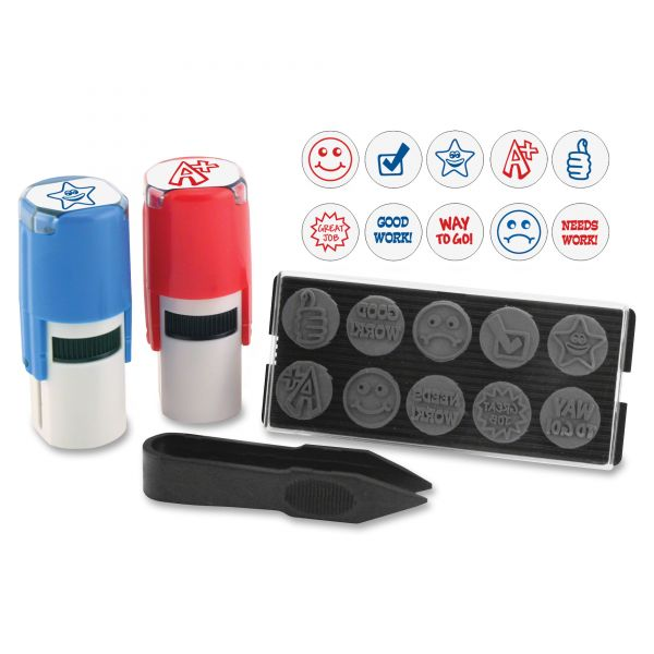 Stamp-Ever Self-Inking Stamp