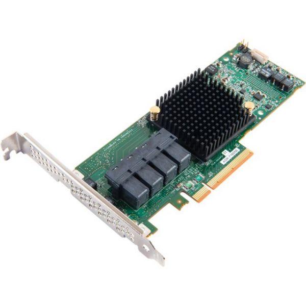 Microsemi 71605E 16-Ports SAS/SATA RAID Controller
