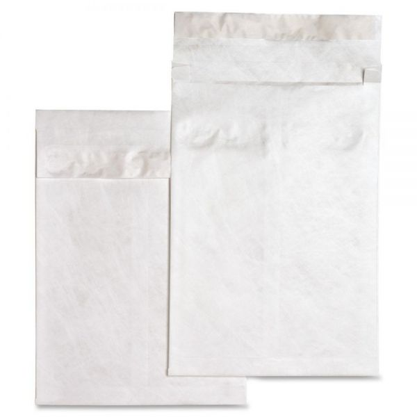 Sparco Plain Open End Tyvek Expansion Envelope