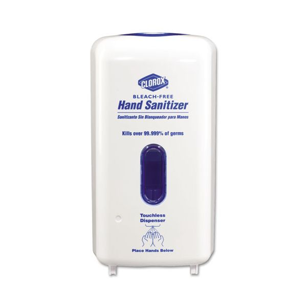 Clorox No-Touch Hand Sanitizer Dispenser with Adjustable Sensor