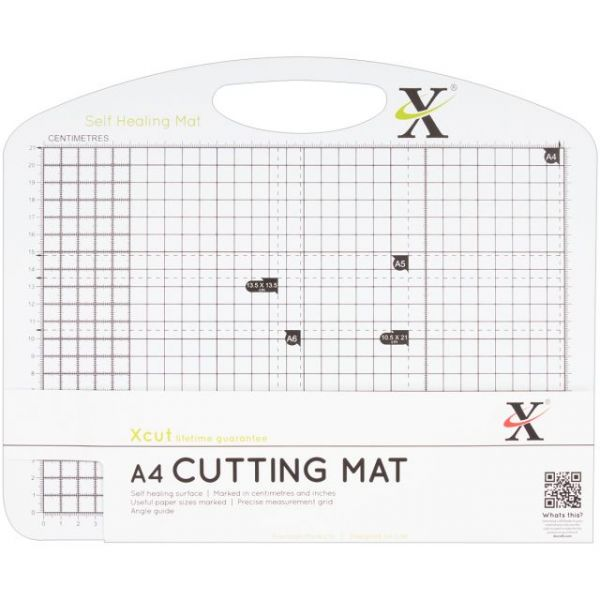 Xcut Duo Cutting Mat A4