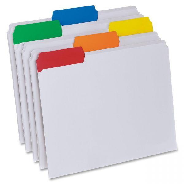 Pendaflex EasyView Colored File Folders