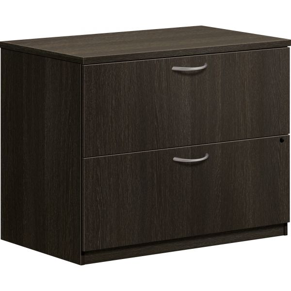 basyx BL Laminate 2-Drawer Lateral File