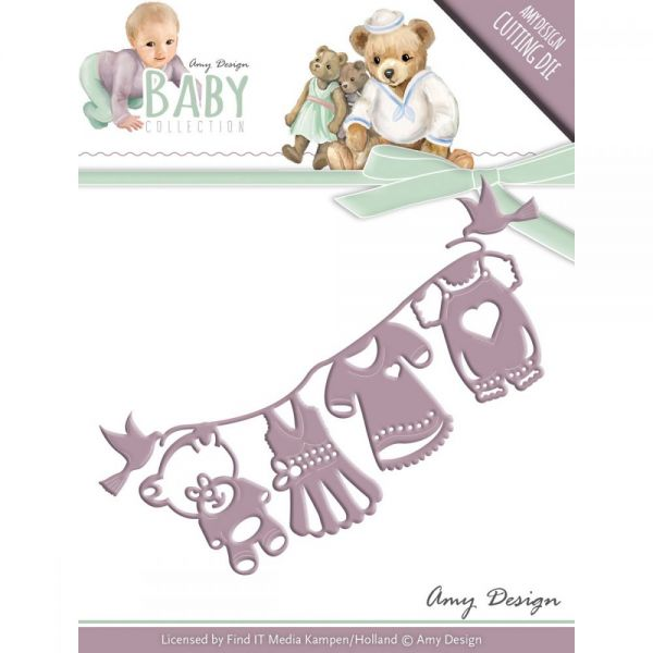 Find It Trading Amy Design Baby Die
