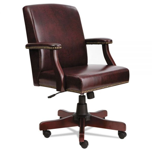 Alera Traditional Series Mid-Back Office Chair