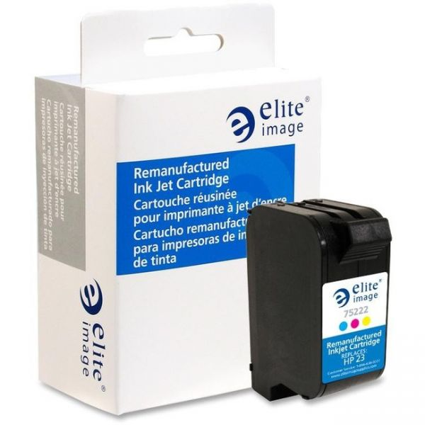 Elite Image Remanufactured HP C1823D Ink Cartridge