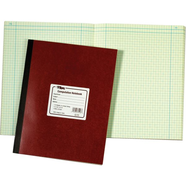 TOPS Computation Notebook