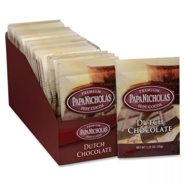 PapaNicholas Premium Hot Chocolate Packets