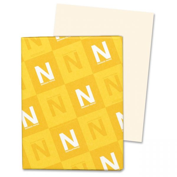 Neenah Paper Exact Vellum Bristol Ivory Cover Stock