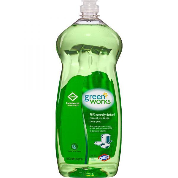 Green Works Liquid Dish Soap