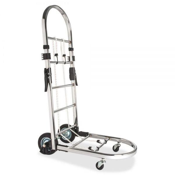 Sparco Portable Platform Luggage Cart