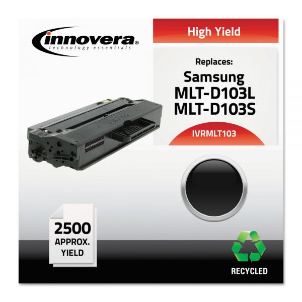 Innovera Remanufactured Samsung MLT-D103L High-Yield Toner Cartridge