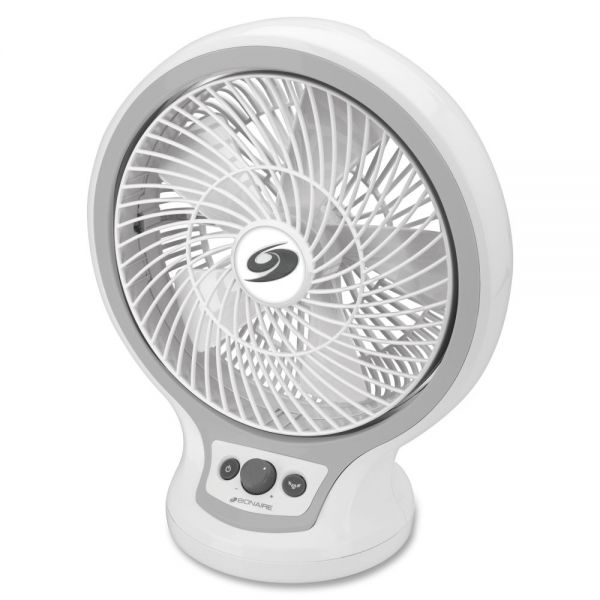 Bionaire Table Fan Circulator with Infinite Speed Control