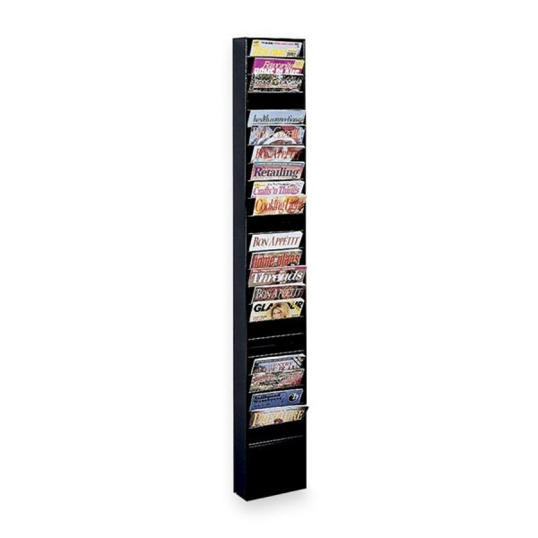 Buddy Steel Literature Display Rack