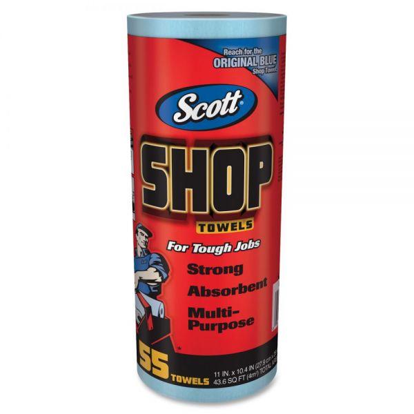 Scott Shop Roll Towels