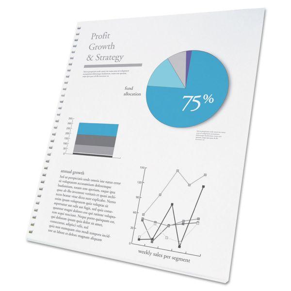 GBC ProClick Prepunched Presentation Paper