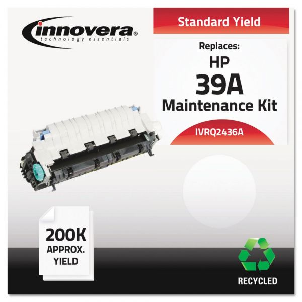 Innovera Q2436A Remanufactured, Q243669004 (4300) Maintenance Kit, 200000 Yield